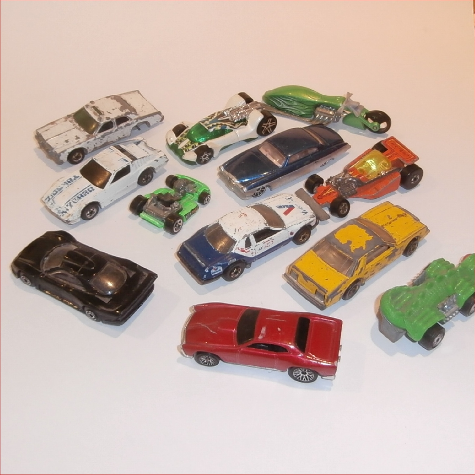 Details about Hotwheels Mattel models Lot of 12 for Spares or Repair